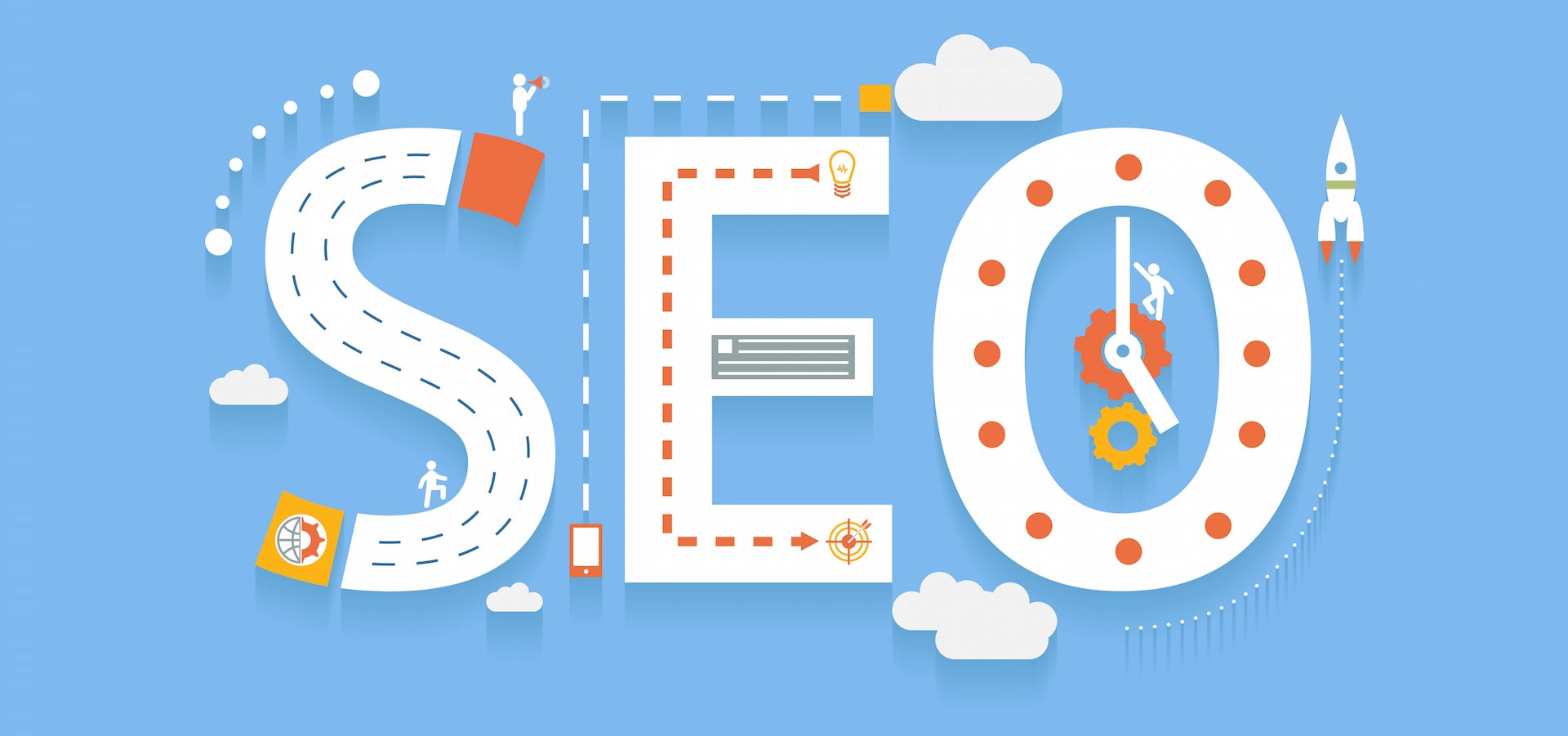 Key Places to Focus When Moving the SEO Program
