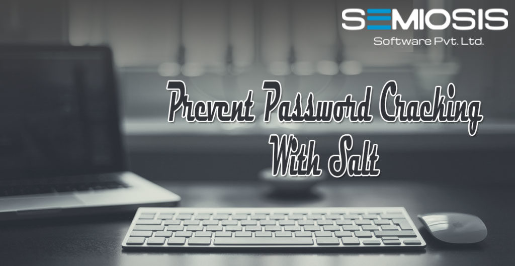 Prevent Password Cracking With Salt
