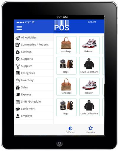 POS ReadyMade App