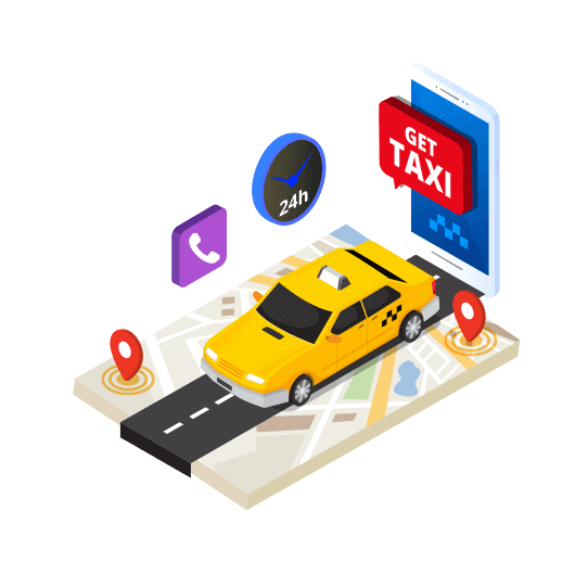 Features of Cab Booking