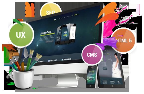 Creative Website Designs