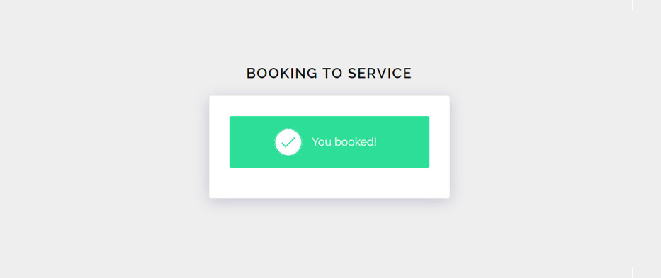 Booking To Service - Doctor Appointment