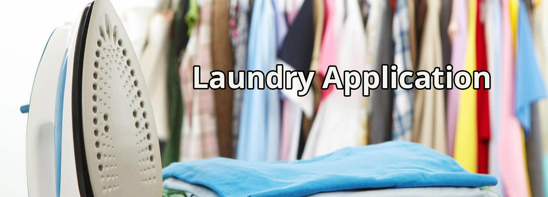 Laundry Application