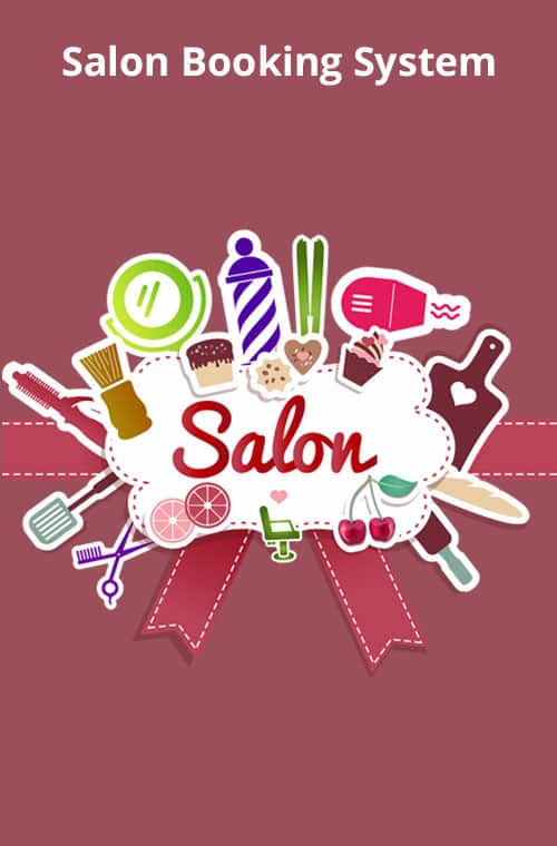 Salon Booking System Web & App